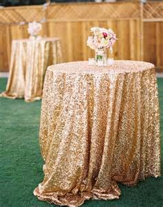 25 best ideas about gold tablecloth on white