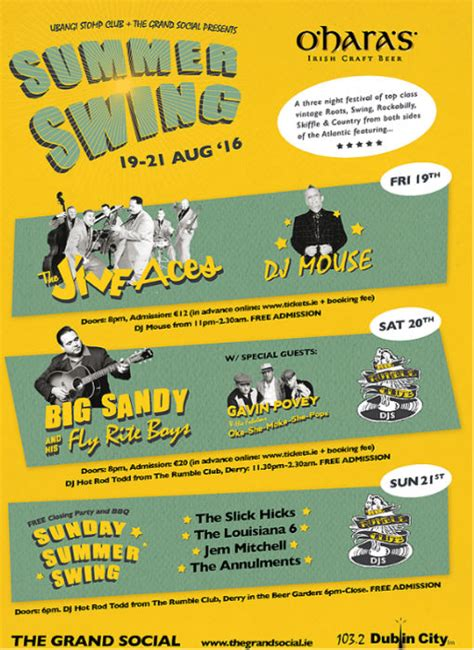 whats a swing club summerswing 16