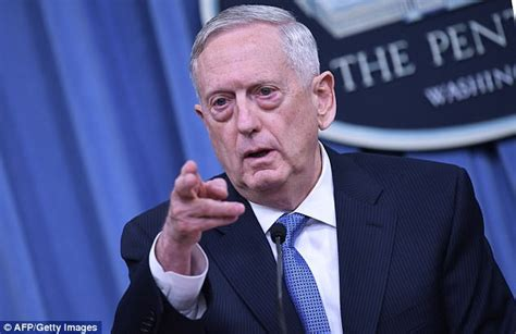 james mattis syria mattis promises syria will not lead to war with russia