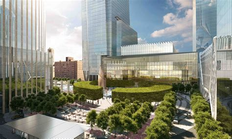 Millennium Tower Floor Plans by Hudson Yards New Neighborhood For West Manhattan New