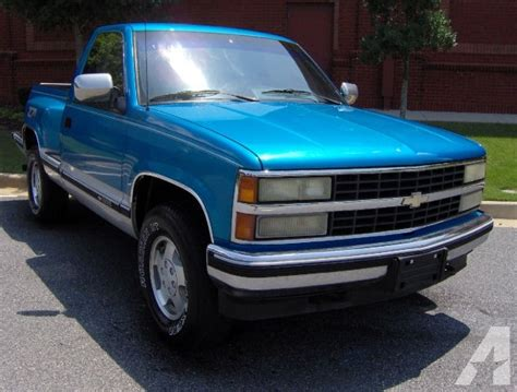 how can i learn about cars 1992 chevrolet s10 user handbook 1992 chevrolet 1500 z71 for sale in georgia classified americanlisted com