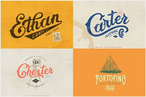 10 extremely professional fonts collection of 2018 for