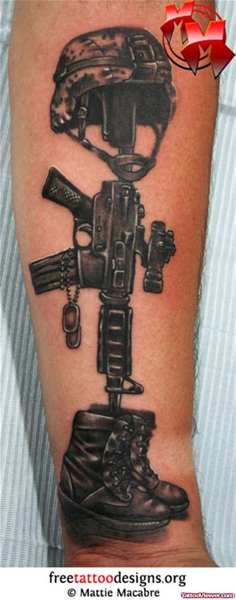 tattoo extreme carbine army tattoo images designs