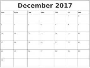 Calendar November 2017 And December 2017 Calendar For November December 2017 Printable Calendar