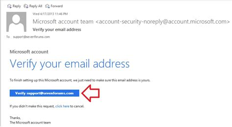 email microsoft account microsoft account sign up for and create windows 7