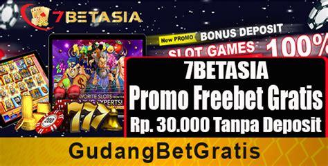 betasia promo freebet gratis rp   deposit gudangbetgratis