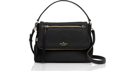 Kate Spade Toddy Cobble Hill Small lyst kate spade new york cobble hill small toddy in black