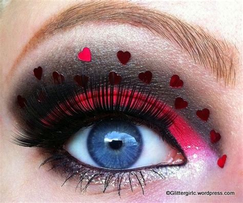 valentines day makeup 10 valentines day makeup ideas