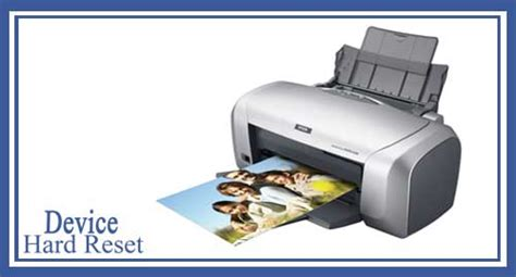 resetter printer r230x how to reset epson stylus photo r230x printer device