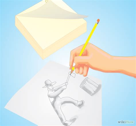 How To Make A Paper Flip Book - how to make a flipbook with pictures wikihow