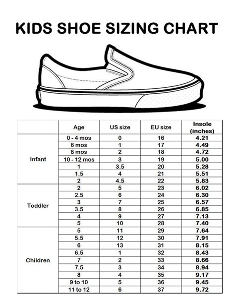 shoe sizing h m shoe size chart shoes for yourstyles