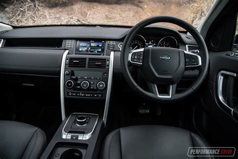 land rover discovery sport interior 2018 land rover discovery sport si4 se review