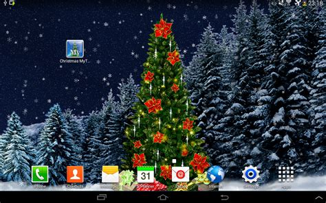 christmas tree live wallpaper app android su google play