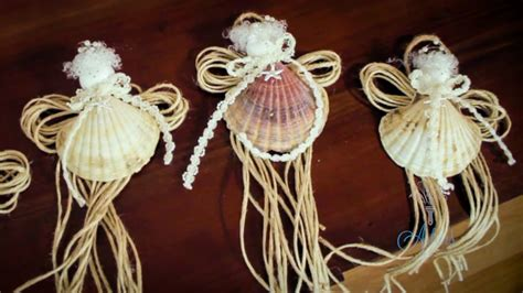 and crafts for ornaments arts and crafts tutorial how to make seashell