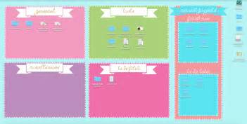 Computer Desktop Daily Planner Planners And Printables Organized Desktop Wallpaper