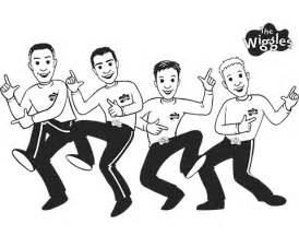the wiggles coloring pages wiggles coloring pages wiggles coloring pages