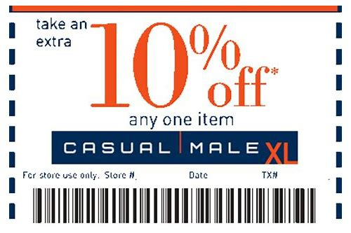 coupons for popular clothing stores