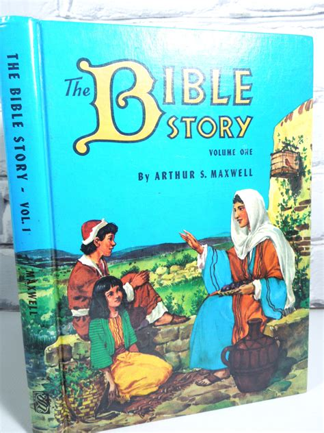 bible story picture books vintage children s book the bible story volume one
