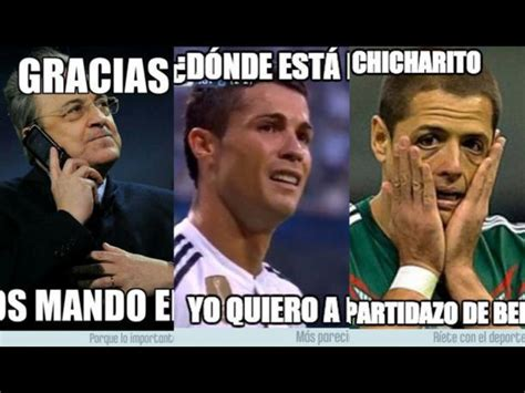 Real Madrid Meme - memes del chicharito related keywords memes del