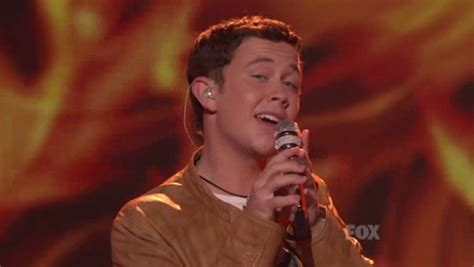 who sings swinging scotty sings quot swingin quot in the top 7 scotty mccreery