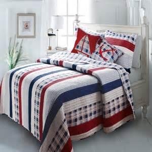 nautical bedding makes seaside dreams come true the home bedding guide