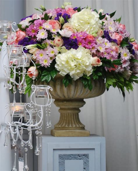 flowers decoration wedding by zayraa wedding by zayraa promosi fresh