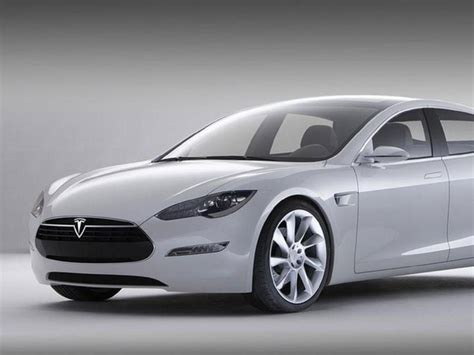 Tesla Model S Information Tesla Model S 6 High Quality Tesla Model S Pictures On