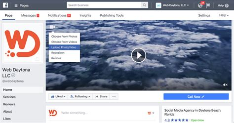 Fb Video   facebook cover videos are here