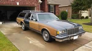 Buick Electra Station Wagon 1983 Buick Electra Estate Wagon For Sale Photos