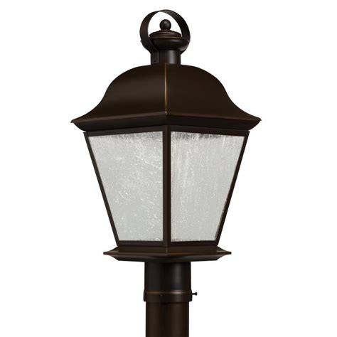 Pole Light Fixture with Kichler 9909ozled Mount Vernon Traditional Olde Bronze Finish 9 5 Quot Wide Led Exterior Pole