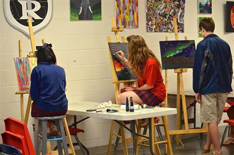 painting in school tipton rosemark academy