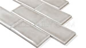 crackle subway porcelain tile grey tiledaily