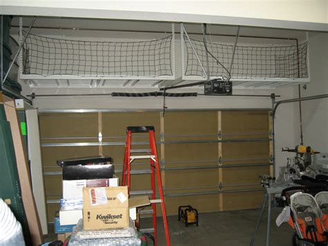 small spaces garage remodel design using white ceiling