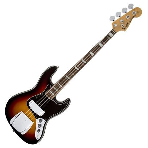 Bass Jazz Fender 1 fender american vintage 74 jazz bass 3 colour sunburst at gear4music