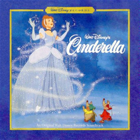 Cinderella Film Music | cinderella soundtrack 1949