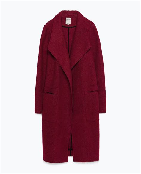 Jas Zara 43 Best Images About Coats And Jackets Aw 2015 2016 On