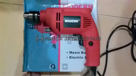 Mesin Bor Modern jual mesin bor modern 10mm reversible variable speed m 2100c toko panca jaya lestari