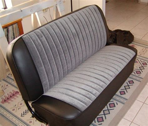 ford truck bench seat covers advice for replacement f1 seat ford truck enthusiasts forums