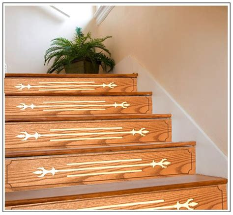 Decorative Stair Risers by Pin By Pasco On Stair Risers Decorating Ideas