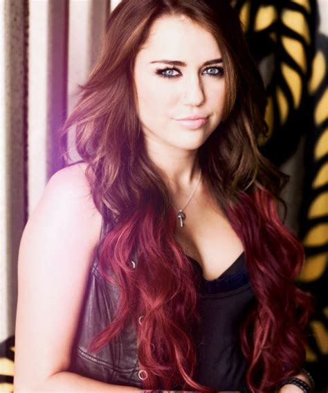 what is miley cyrus hair cut called 25 best images about miley cyrus long hair on pinterest