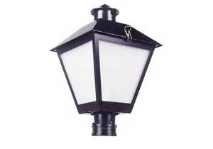 Outdoor Light Pole Fixtures Town And Country Post Top Lighting Fixtures Outdoor Lighting Current Powered By Ge