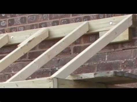small pitched roof youtube