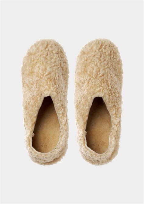 shearling house shoes shearling slippers clothing accessories pinterest