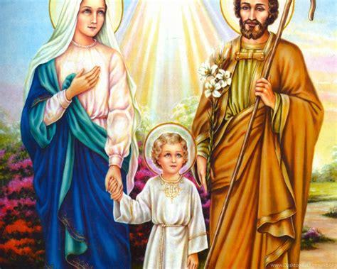 catholic tradition st joseph desktop background