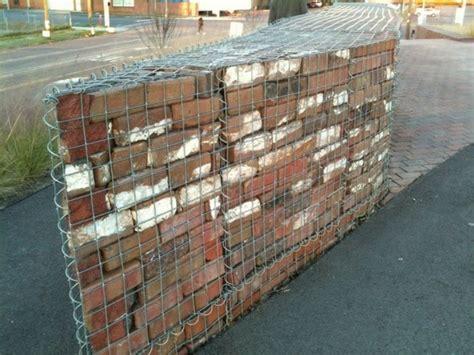 Betonle Selber Bauen by Diy Trockenmauer Gabionen Steinwand Selber Bauen Ohne