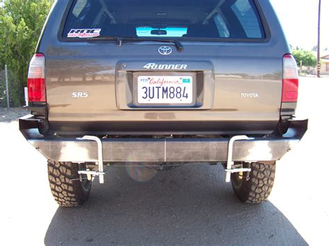 Toyota 4runner Rear Bumper Another Rear Bumper Build Toyota 4runner Forum