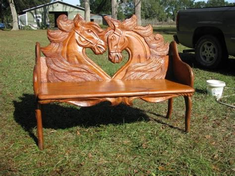 wooden horse bench 17 best images about cnc ideas on pinterest oriental