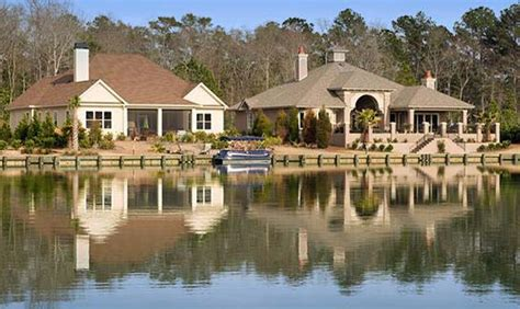 waterfront property homes for sale properties and