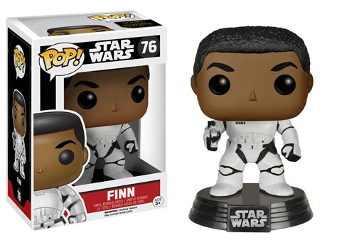 Funko Pop Wars Finn Stormtrooper Unmasked Exclusive 76 wars the awakens funko pop vinyls and much more now available popvinyls