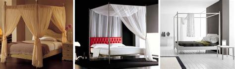 camere con letto a baldacchino la comodit 224 di un letto unita alla praticit 224 di un